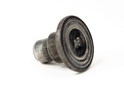 Cold Heading of a Steel Rivet for the Furniture Industry